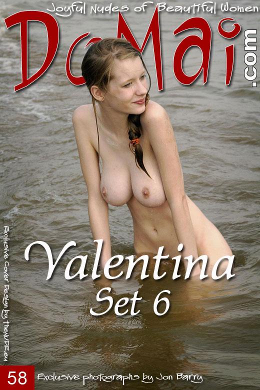 Valentina - `Set 6` - by Jon Barry for DOMAI
