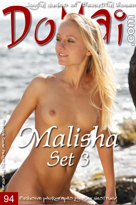 Malisha - `Set 3` - by Alex Nestruev for DOMAI