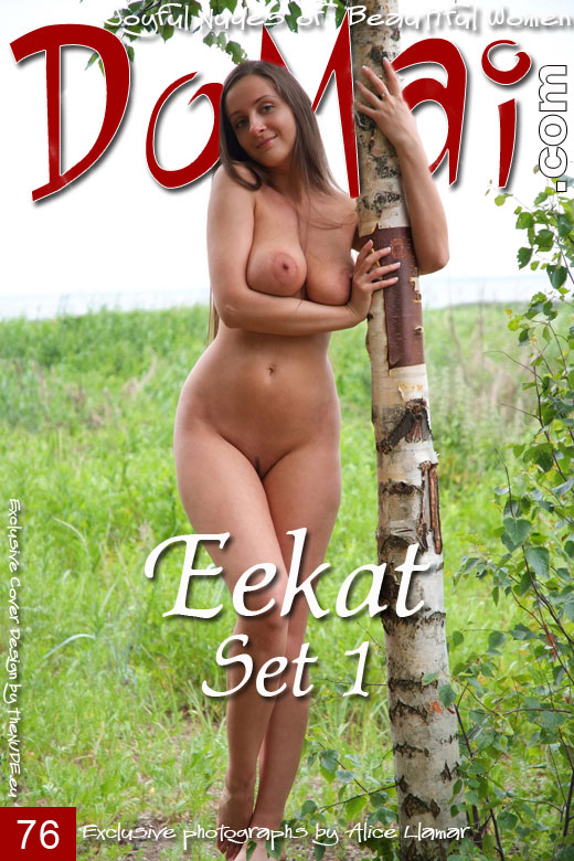 Eekat - `Set 1` - by Alice Llamar for DOMAI