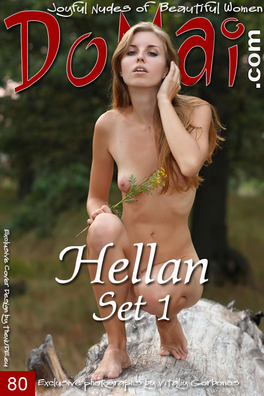 Hellan - `Set 1` - by Vitaliy Gorbonos for DOMAI