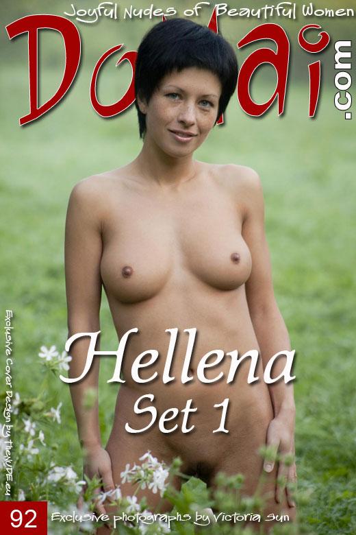 Hellena - `Set 1` - by Viktoria Sun for DOMAI