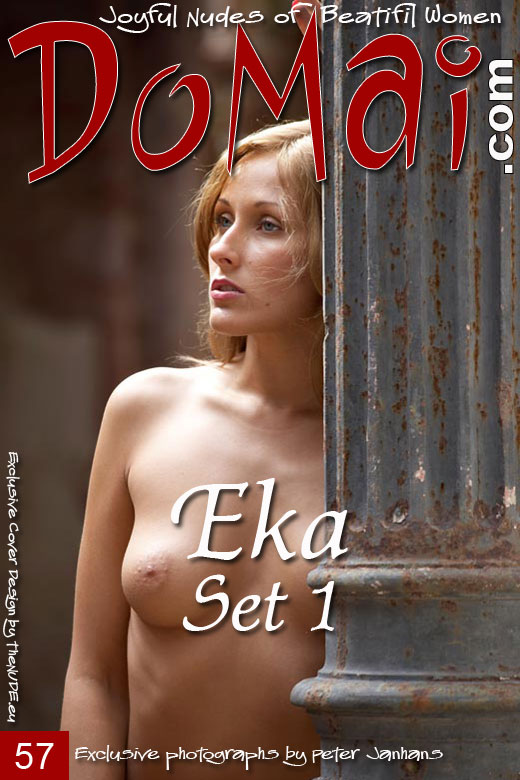 Eka - `Set 1` - by Peter Janhans for DOMAI