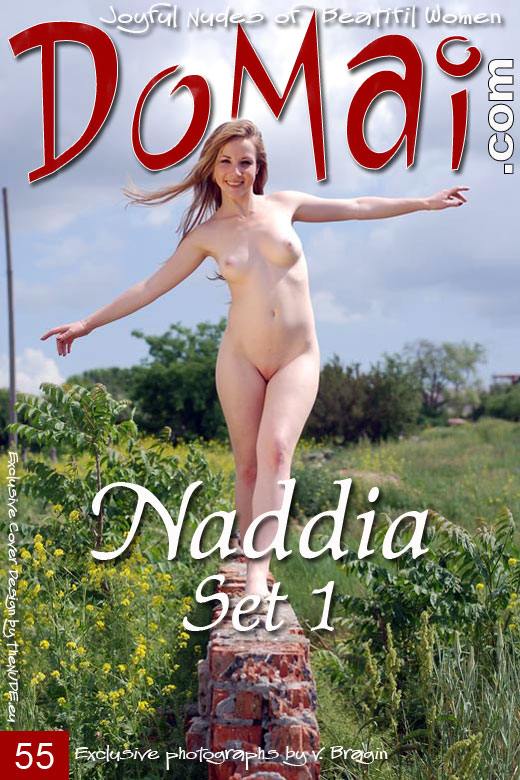 Naddia - `Set 1` - by Bragin for DOMAI