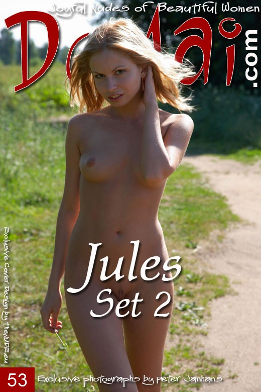 Jules - `Set 2` - by Peter Janhans for DOMAI