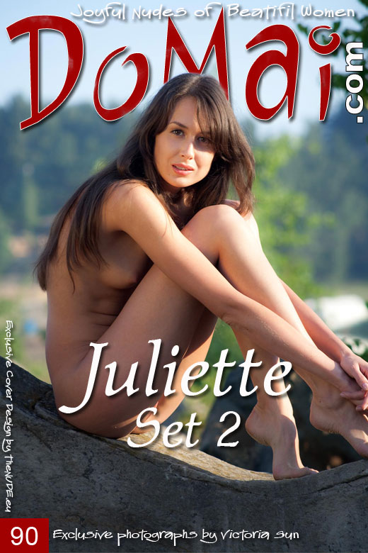 Juliette - `Set 2` - by Victoria Sun for DOMAI