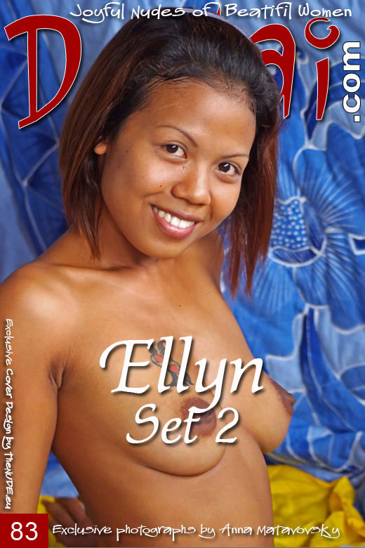 Ellyn - `Set 2` - by Anna Matavovsky for DOMAI