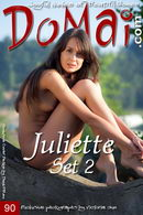 Juliette in Set 2 gallery from DOMAI by Victoria Sun