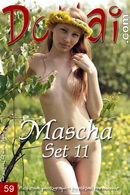 Mascha in Set 11 gallery from DOMAI by Mikail Paramov
