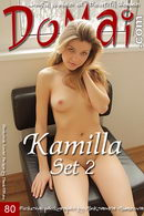 Kamilla in Set 2 gallery from DOMAI