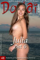 Julia in Set 6 gallery from DOMAI by Dmitry Morozov