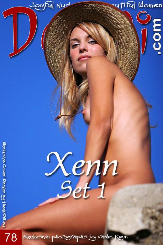 Xenn - `Set 1` - by Vadim Rigin for DOMAI