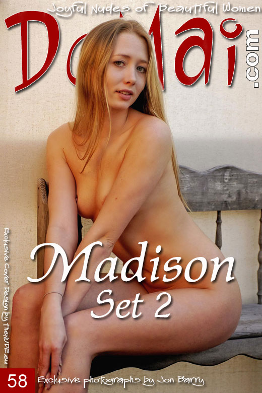 Madison - `Set 2` - by Jon Barry for DOMAI