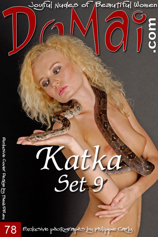 Katka - `Set 9` - by Philippe Carly for DOMAI