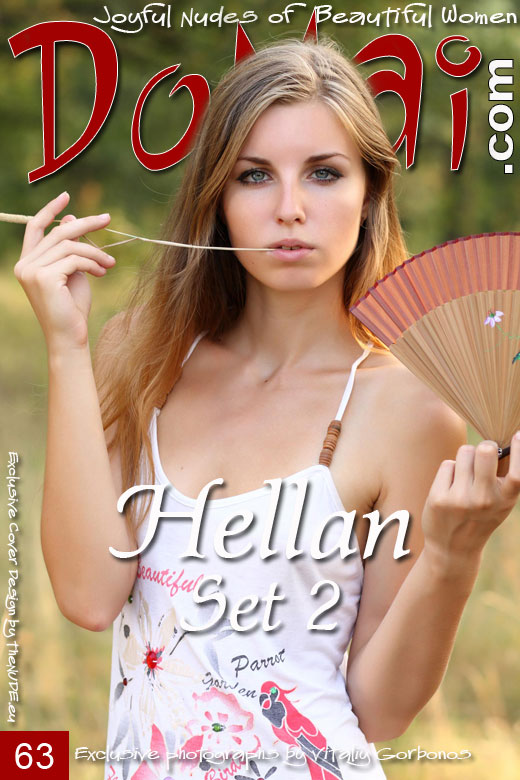 Hellan - `Set 2` - by Vitaliy Gorbonos for DOMAI