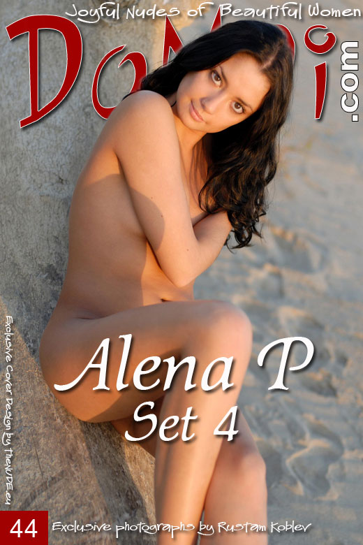 Alena P - `Set 4` - by Rustam Koblev for DOMAI