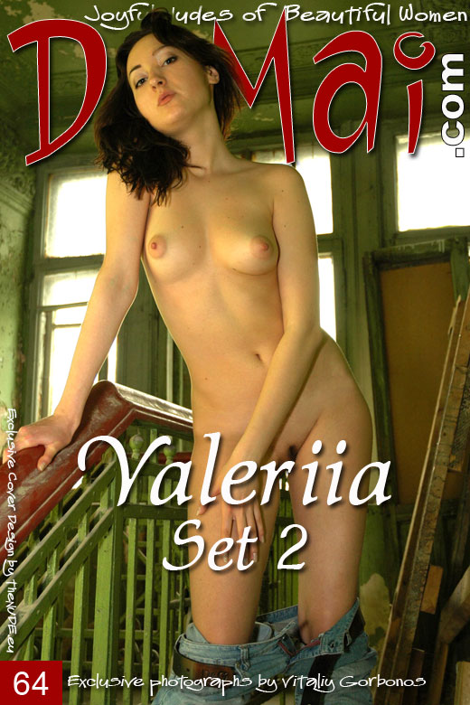 Valeriia - `Set 2` - by Vitaliy Gorbonos for DOMAI