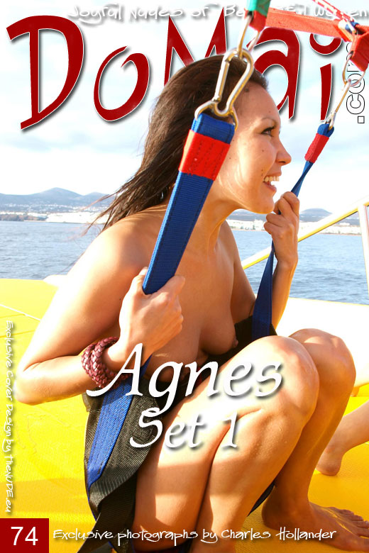 Agnes - `Set 1` - by Charles Hollander for DOMAI