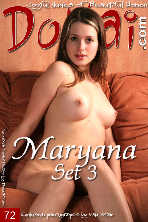 Maryana - `Set 3` - by Max Stan for DOMAI