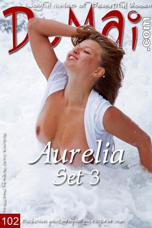 Aurelia - `Set 3` - by Victoria Sun for DOMAI