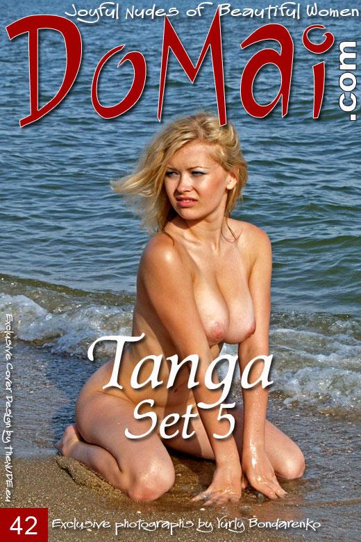 Tanga in Set 5 gallery from DOMAI by Yurly Bondarenko