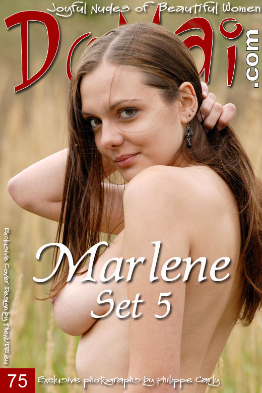 Marlene - `Set 5` - by Philippe Carly for DOMAI