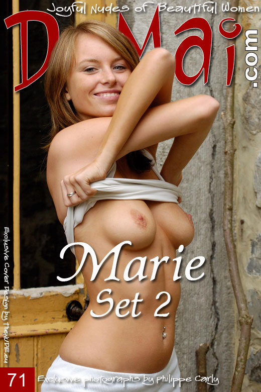 Marie - `Set 2` - by Philippe Carly for DOMAI
