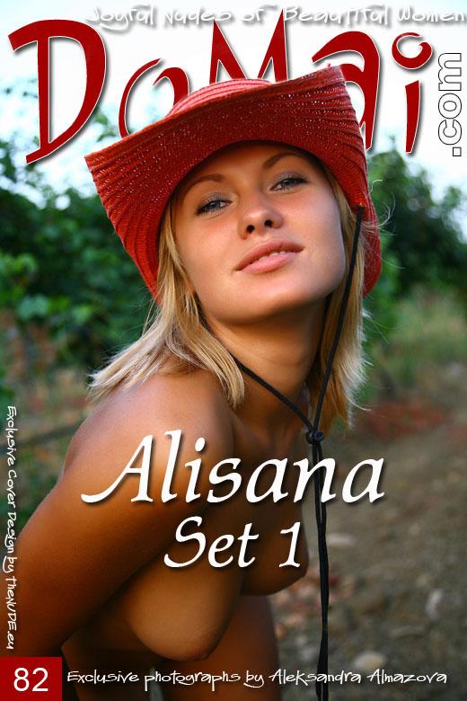 Alisana - `Set 1` - by Aleksandra Almazova for DOMAI