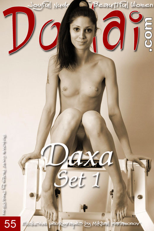 Daxa - `Set 1` - by Mikhail Paramonov for DOMAI