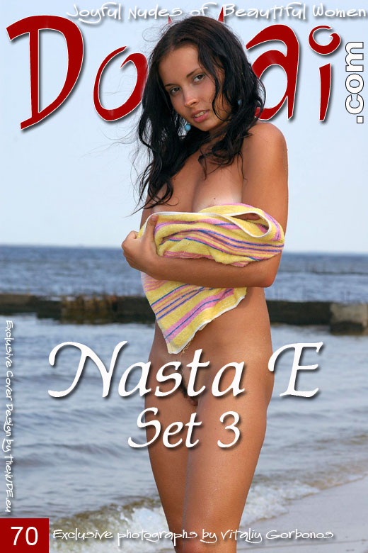 Nasta E - `Set 3` - by Vitaliy Gorbonos for DOMAI