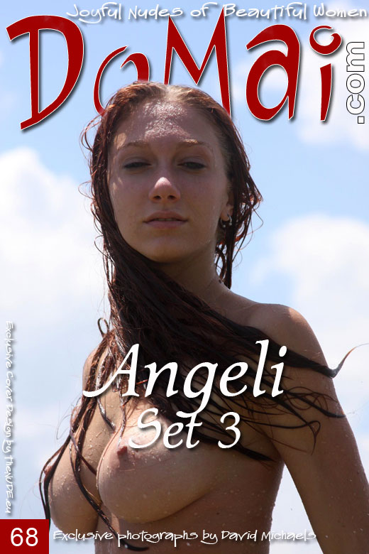 Angeli - `Set 3` - by David Michaels for DOMAI