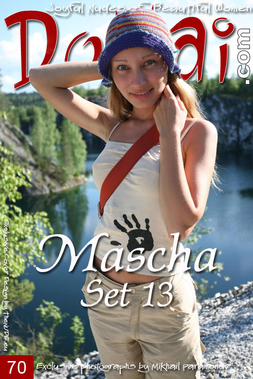Mascha - `Set 13` - by Mikhail Paramonov for DOMAI