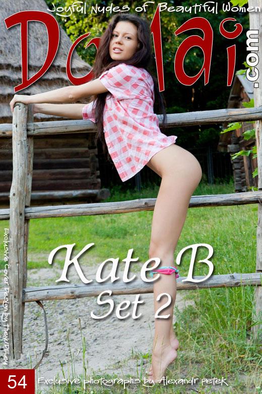 Kate B - `Set 2` - by Alexandr Petek for DOMAI