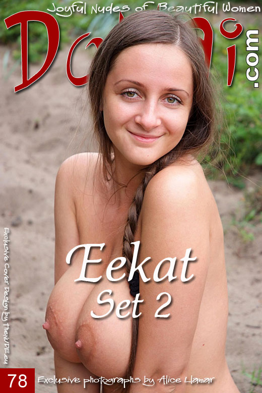 Eekat - `Set 2` - by Alice Llamar for DOMAI