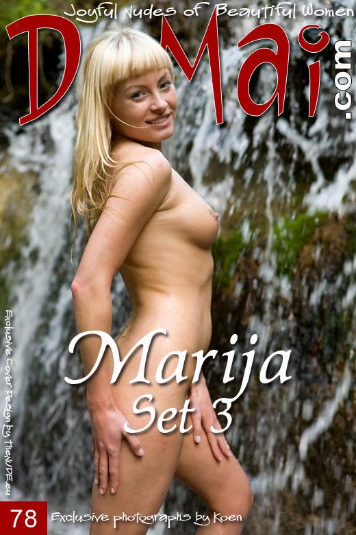Marija - `Set 3` - by Koen for DOMAI