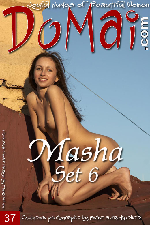 Masha - `Set 6` - by Peter Porai-Koshits for DOMAI