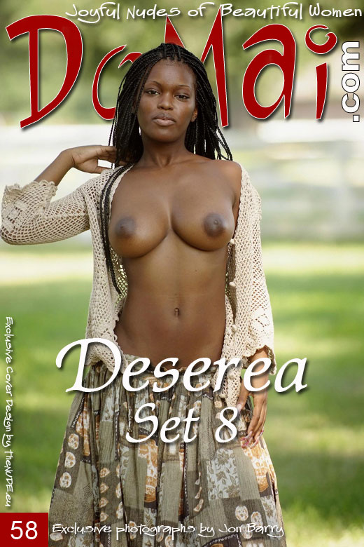 Deserea - `Set 8` - by Jon Barry for DOMAI