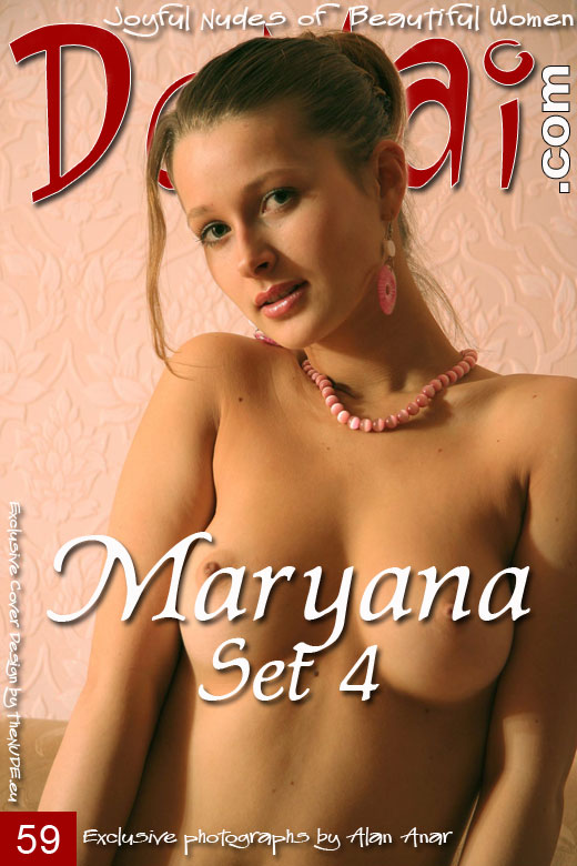 Maryana - `Set 4` - by Alan Anar for DOMAI