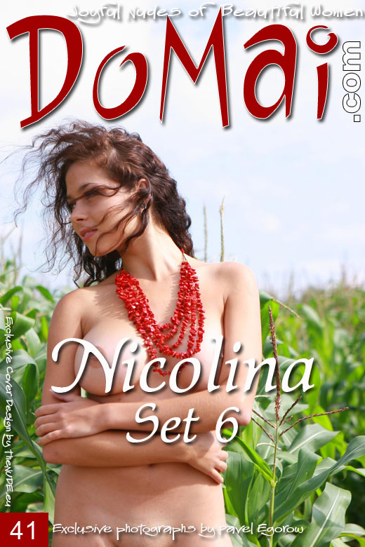 Nicolina - `Set 6` - by Pavel Egorow for DOMAI