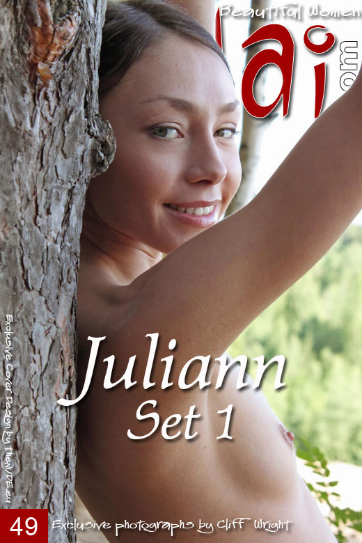 Juliann - `Set 1` - by Cliff Wright for DOMAI
