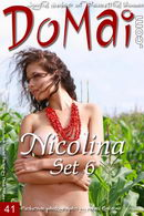 Nicolina in Set 6 gallery from DOMAI by Pavel Egorow