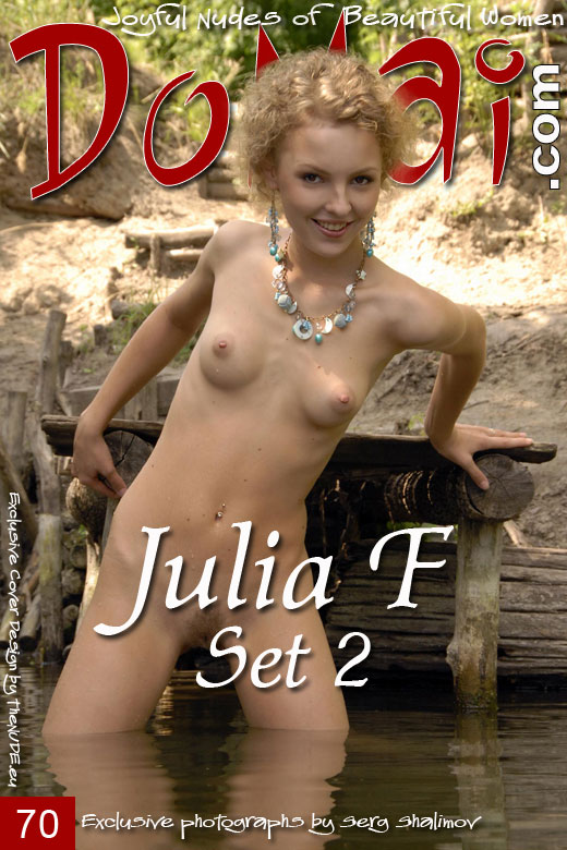 Julia F - `Set 2` - by Serg Shalimov for DOMAI