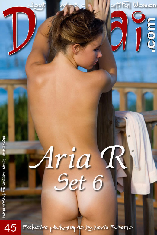 Aria R - `Set 6` - by Kevin Roberts for DOMAI