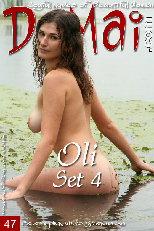 Oli - `Set 4` - by Victoria Sun for DOMAI