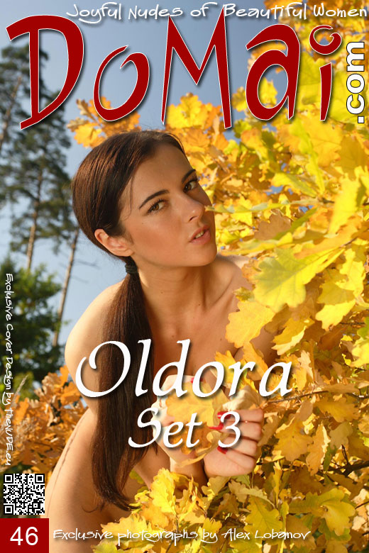 Oldora - `Set 3` - by Alex Lobanov for DOMAI
