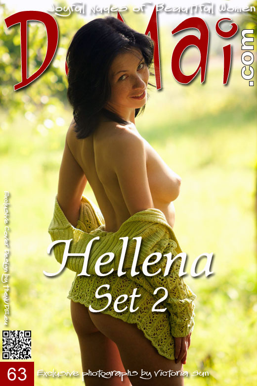 Hellena - `Set 2` - by Victoria Sun for DOMAI