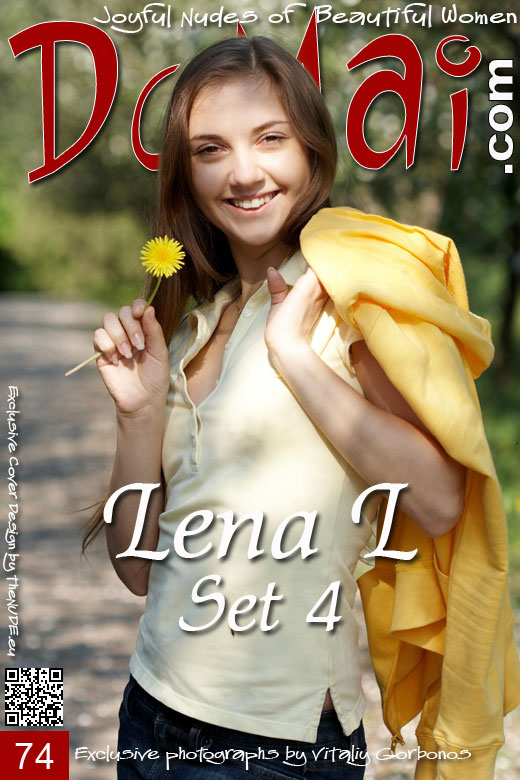 Lena L - `Set 4` - by Vitaliy Gorbonos for DOMAI