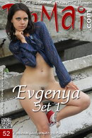 Evgenya in Set 1 gallery from DOMAI by Aleksa Tan