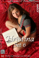 Hristina in Set 6 gallery from DOMAI by Vadim Rigin