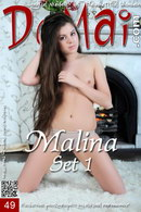 Malina in Set 1 gallery from DOMAI by Mikhail Paramonov