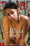 Allicia in Set 2 gallery from DOMAI by Aztek